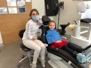 Лечение зубов у детей в Красноярске