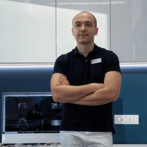 Музафаров Бахром Бахтиёрович, стоматолог-ортопед в Красноярске
